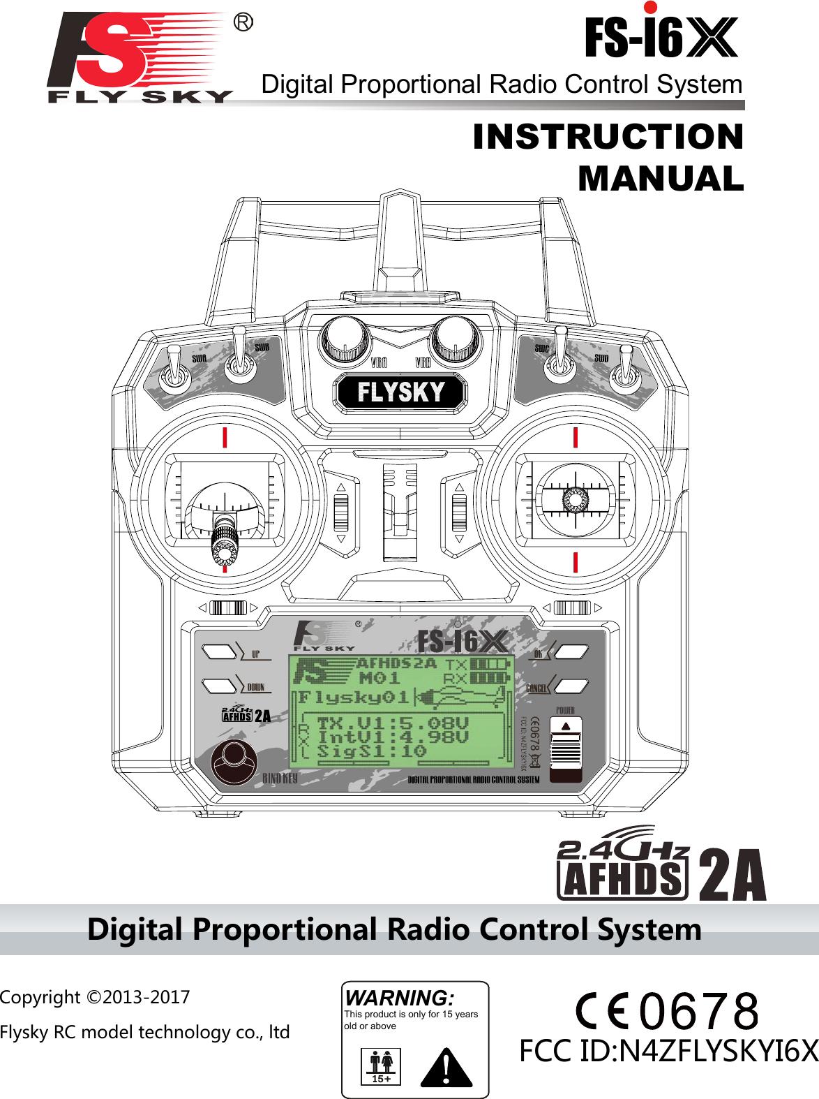 Flysky fs i6 manual francais