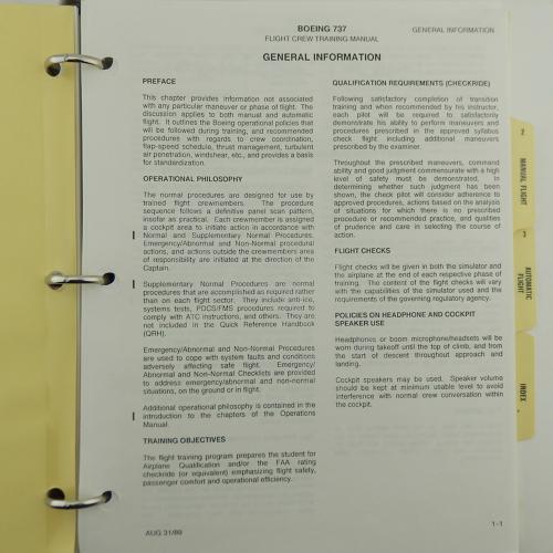 boeing 737 flight crew training manual pdf