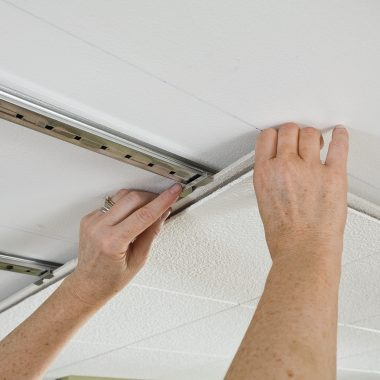 armstrong ceiling tile installation instructions