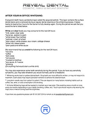 kool white teeth whitening instructions