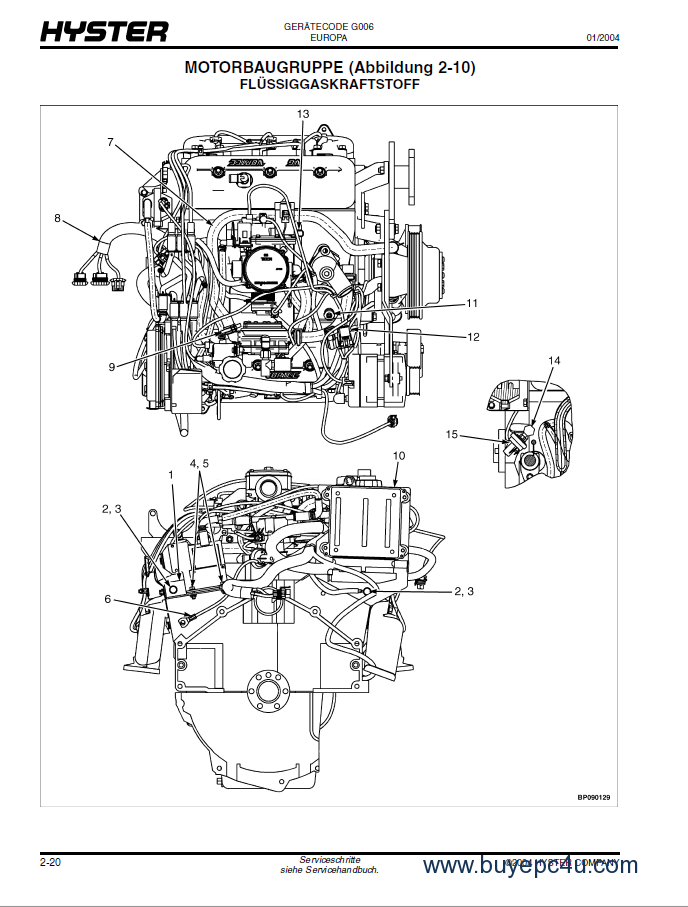 Nissan 50 forklift manual pdf