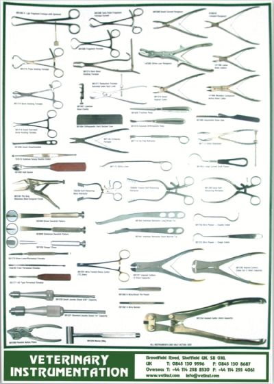 Veterinary instruments and equipment a pocket guide download