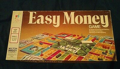 Easy money board game instructions