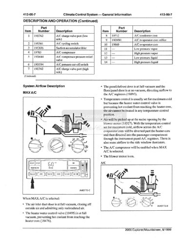 2000 ford explorer repair manual