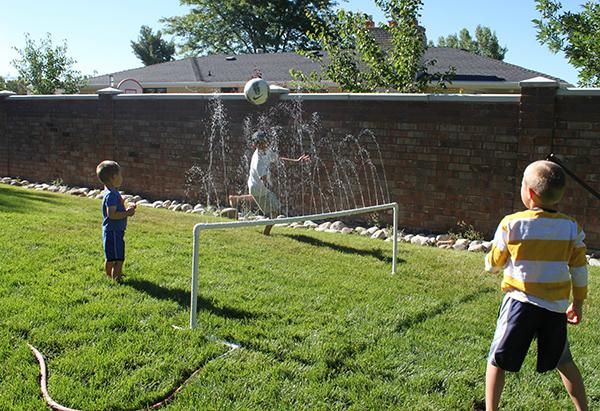 ozquatic big ball sprinkler instructions
