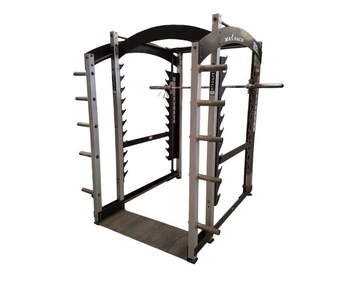 star trac max rack manual