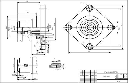 Mechanical engineering manufacturing drawing pdf