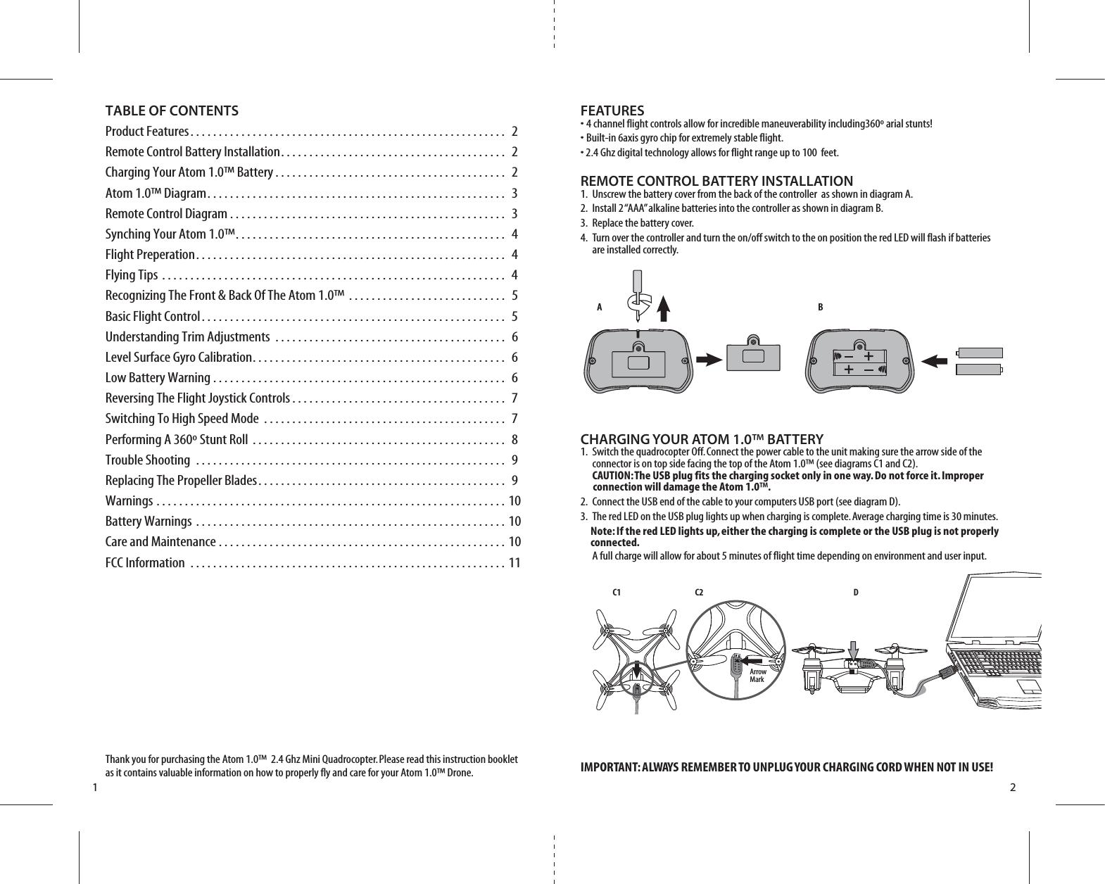Dx 1 remote quadcopter manual
