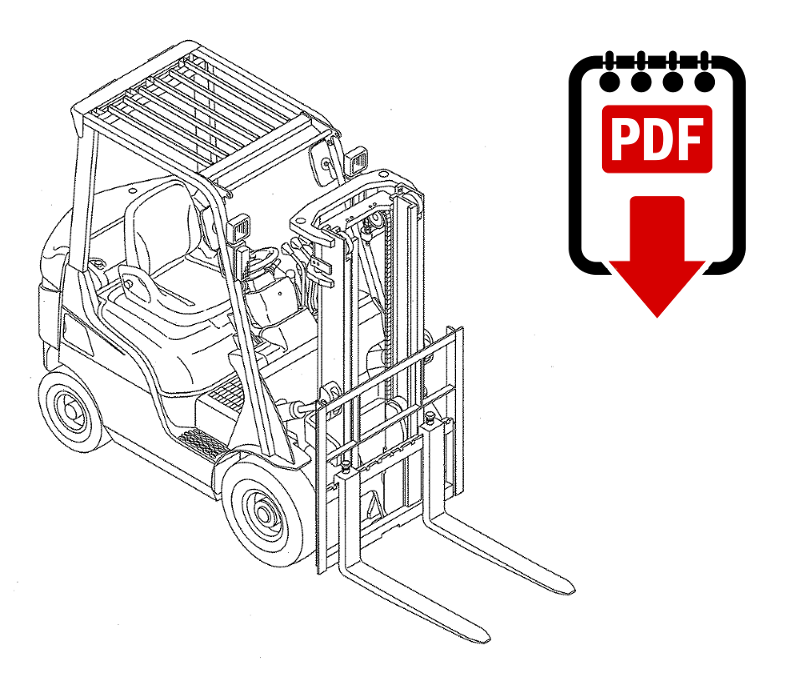 Mitsubishi forklift parts manual pdf
