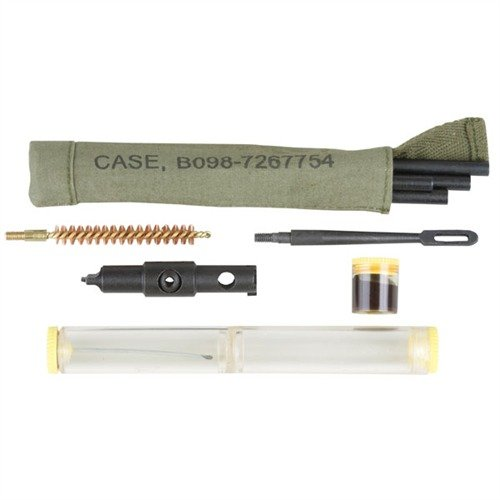 m1 garand cleaning kit instructions