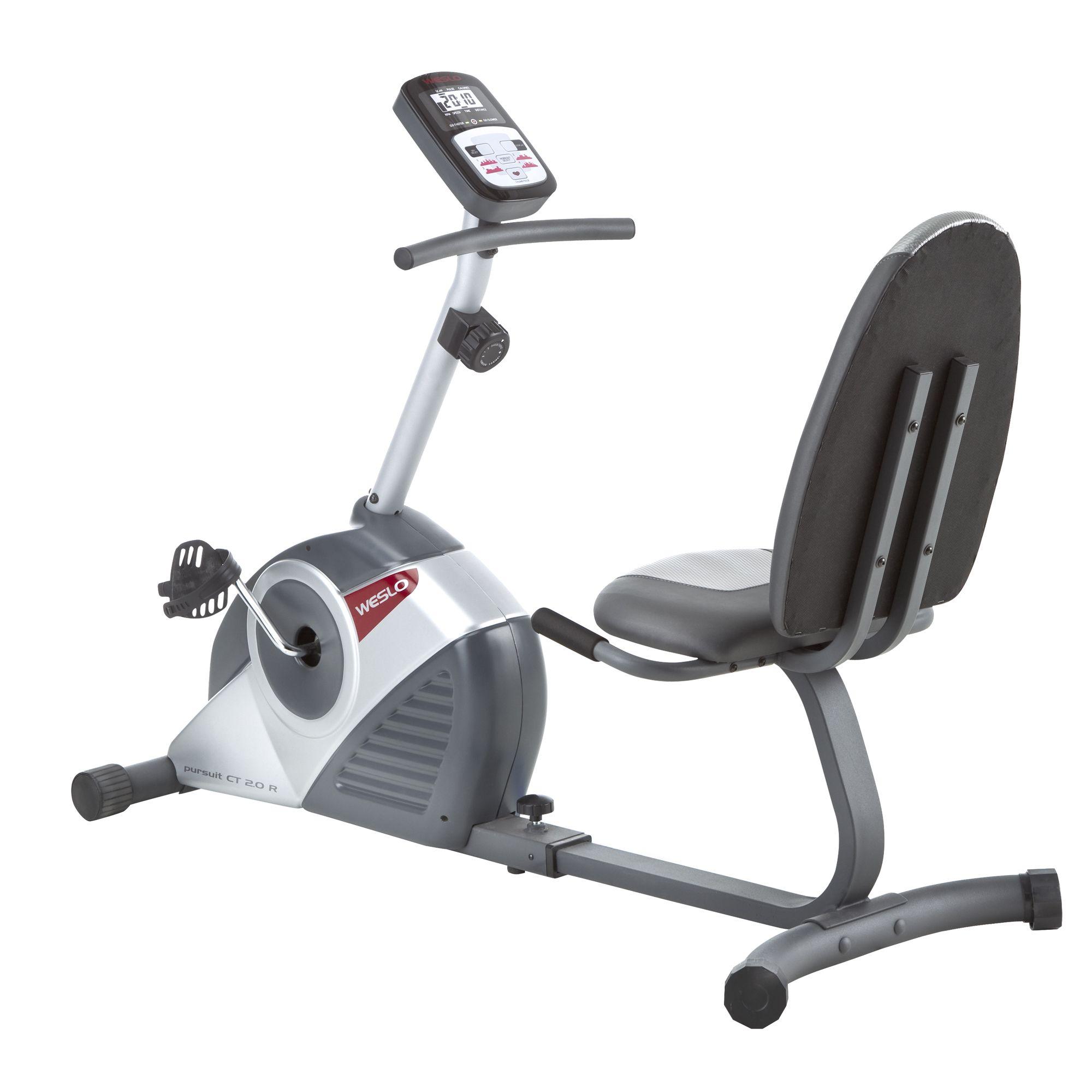 recumbent exercise bike glr-4 manual