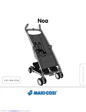 maxi cosi foray stroller manual