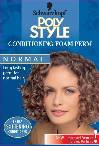 poly style foam perm instructions