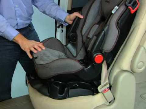 Dorel car seat strap instructions