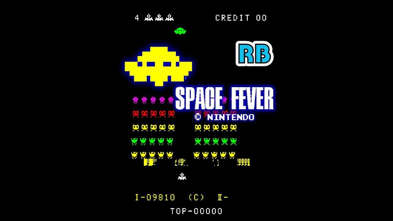 nintendo space fever manual schematic