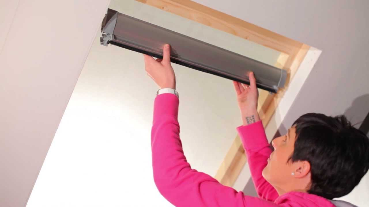 velux sash removal instructions