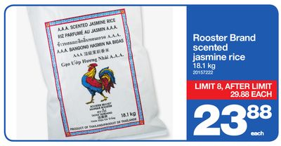 Rooster brand rice how to cook
