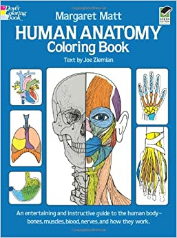 Animal anatomy coloring book pdf