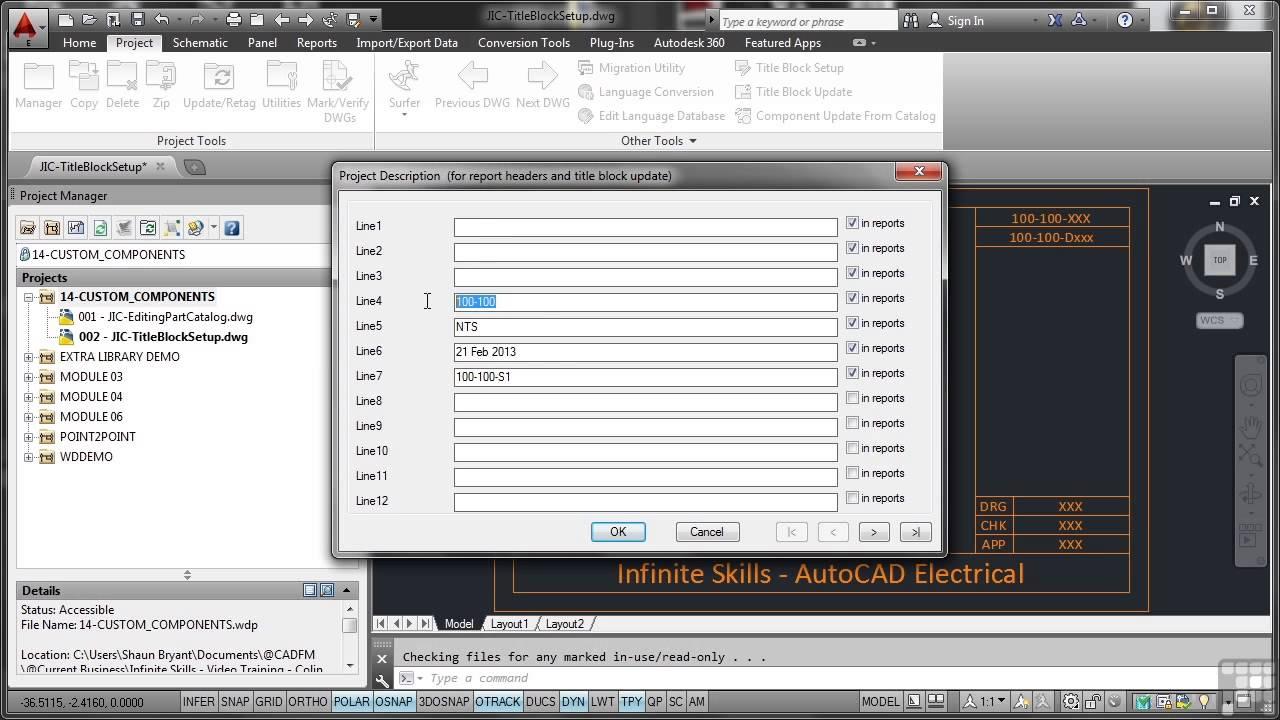 Autocad electrical 2013 tutorial pdf