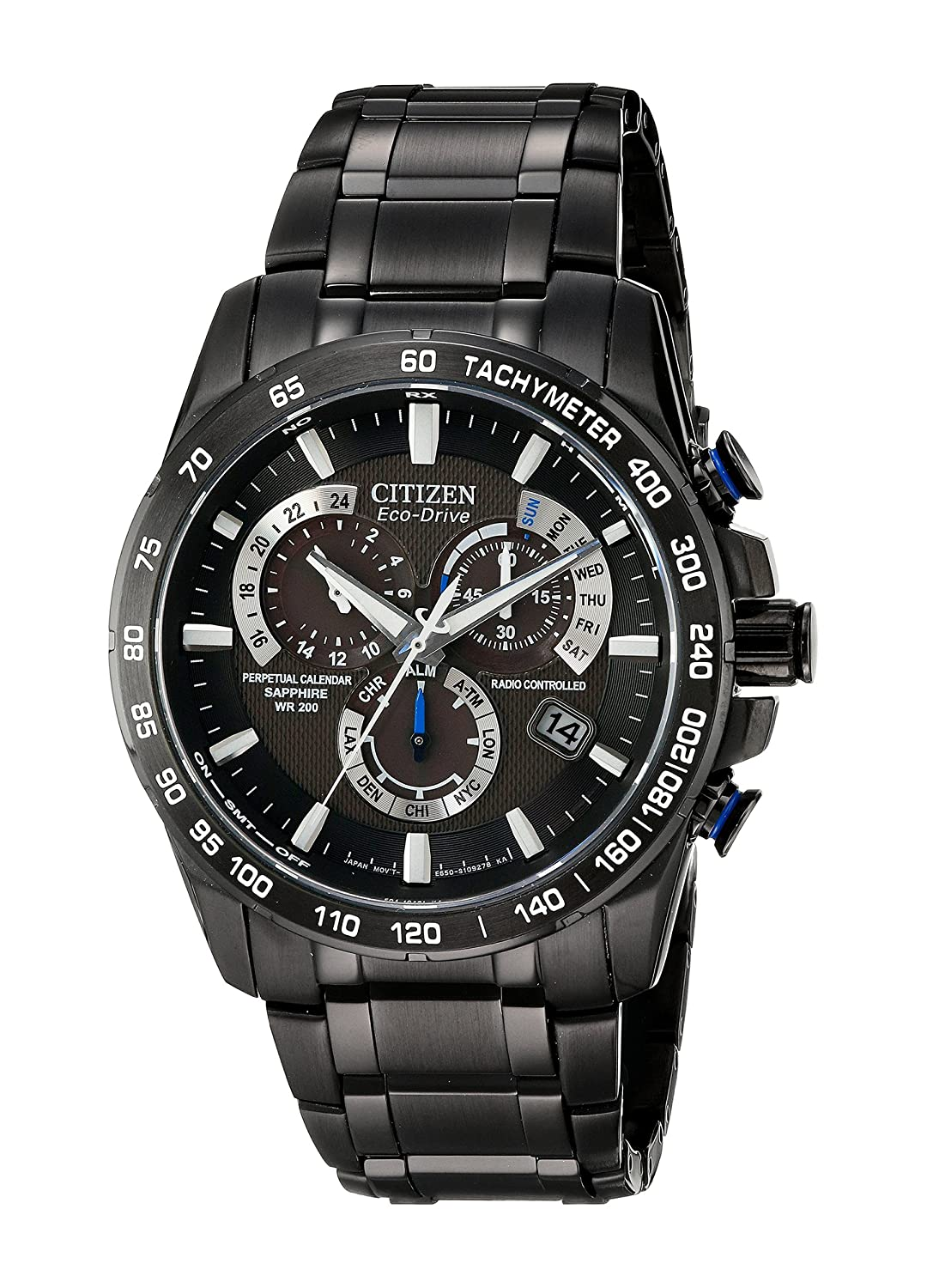 citizen eco drive e870 manual