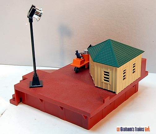 lionel barrel loader instructions