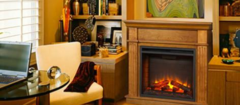 Heat n glo electric fireplace manual