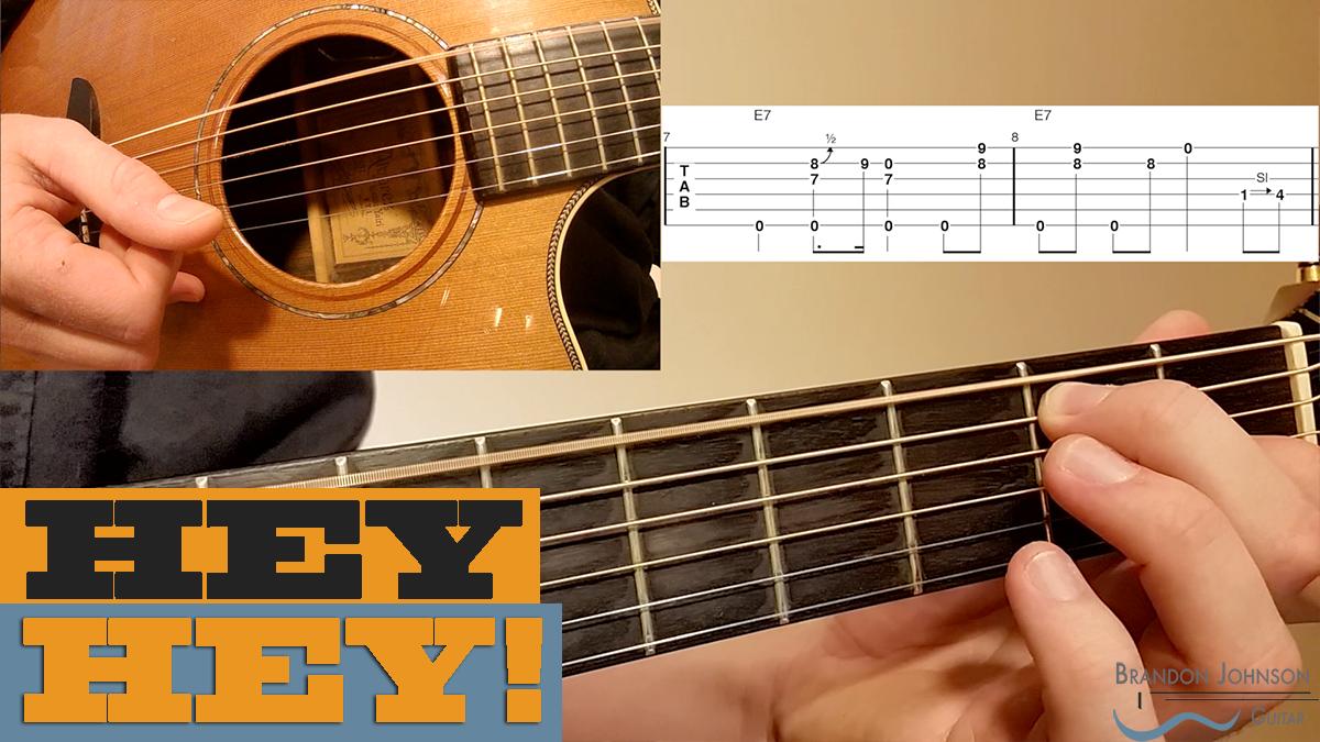 Big bill broonzy guitar shuffle pdf tab