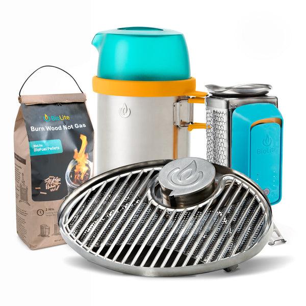 biolite stove charging instructions