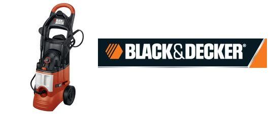 black and decker pressure washer manual