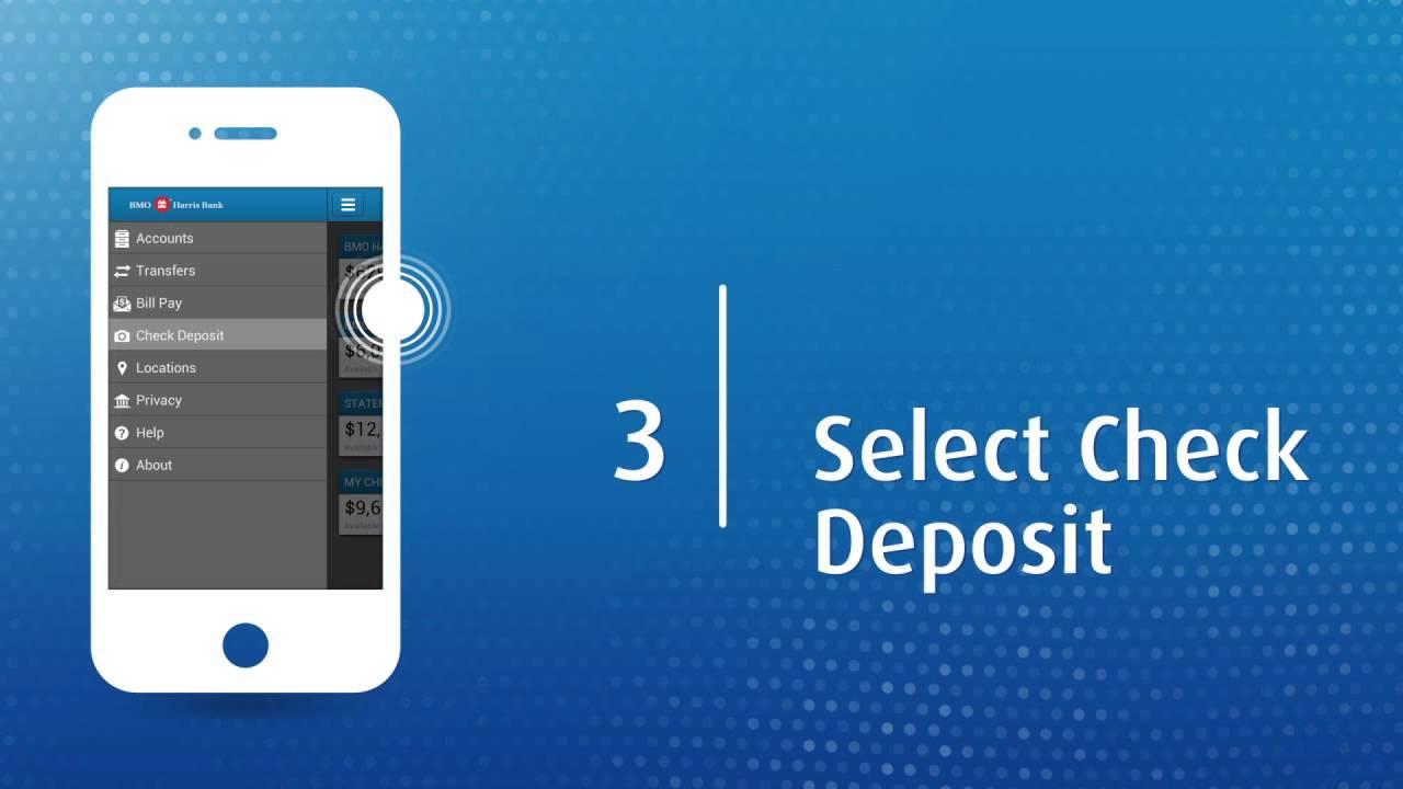 bmo deposit edge instructions