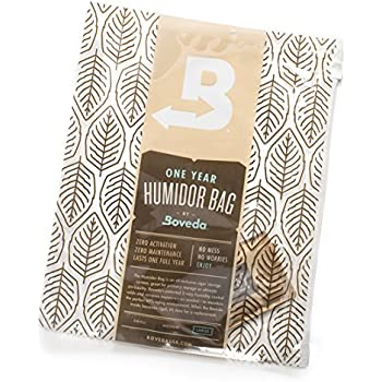 boveda humidor bag instructions