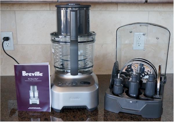 Breville food processor bfp800 manual