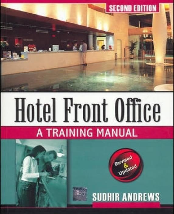 Hotel front desk training manual