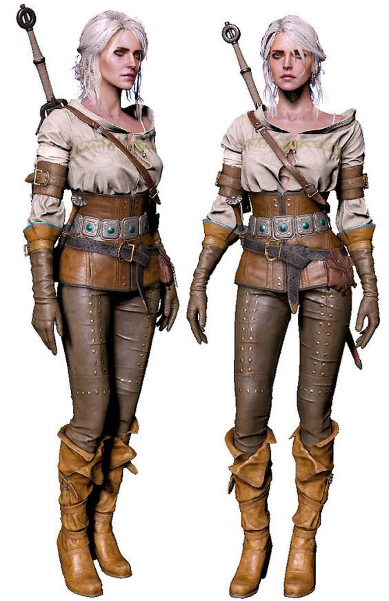 The witcher cosplay guide ciri