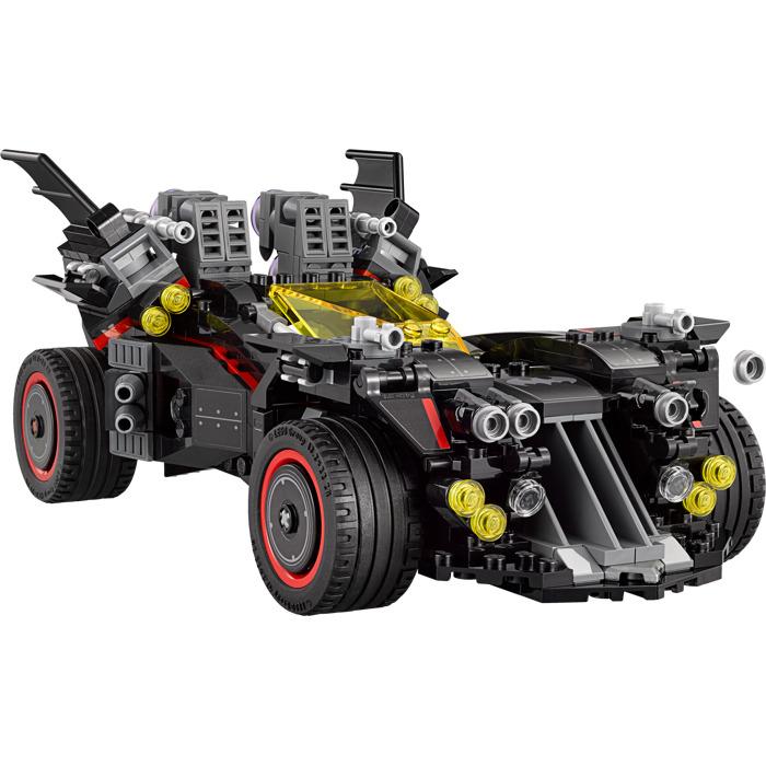 the lego movie batmobile instructions
