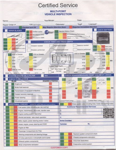 Car inspection form quebec pdf