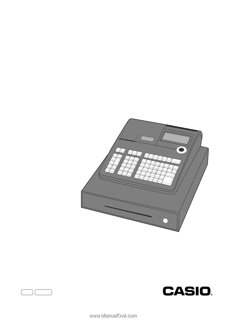 casio pcr t290 user manual