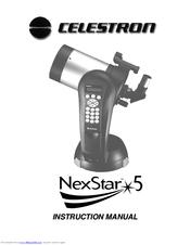 Celestron nexstar plus hand control manual