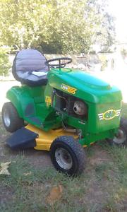 cox ride on mower repair manual