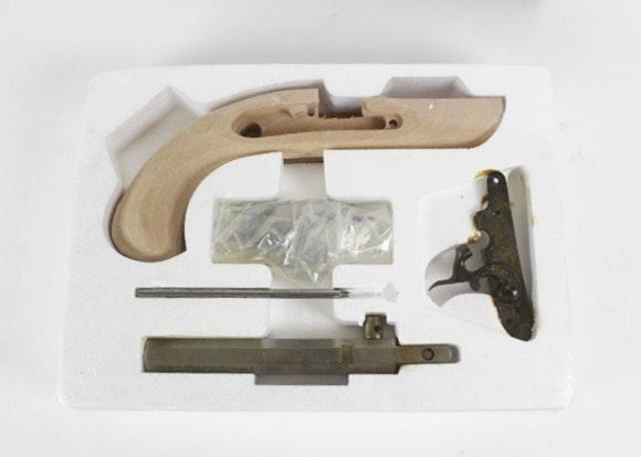 cva colonial pistol kit instructions