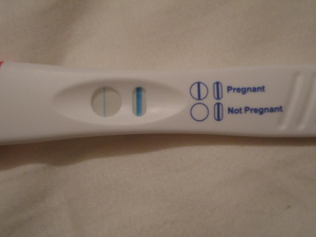 cvs one step pregnancy test instructions