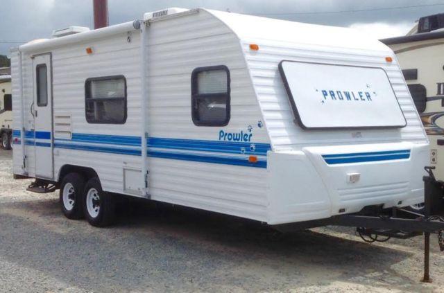 fleetwood prowler travel trailer manual
