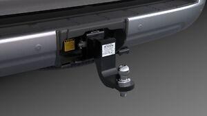 Prado towbar fitting instructions