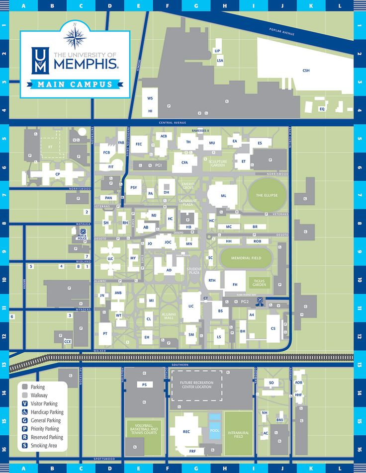 University of guelph campus map pdf