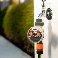 holman water timer manual qc8