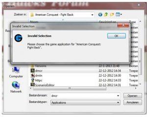Gameranger please choose the game application diablo 2