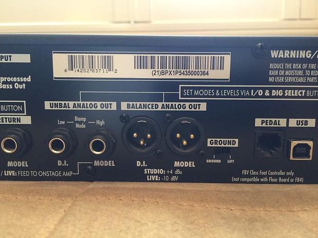 line 6 bass pod pro manual