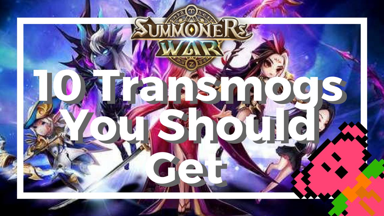 Summoners war how to get homunculus transmog