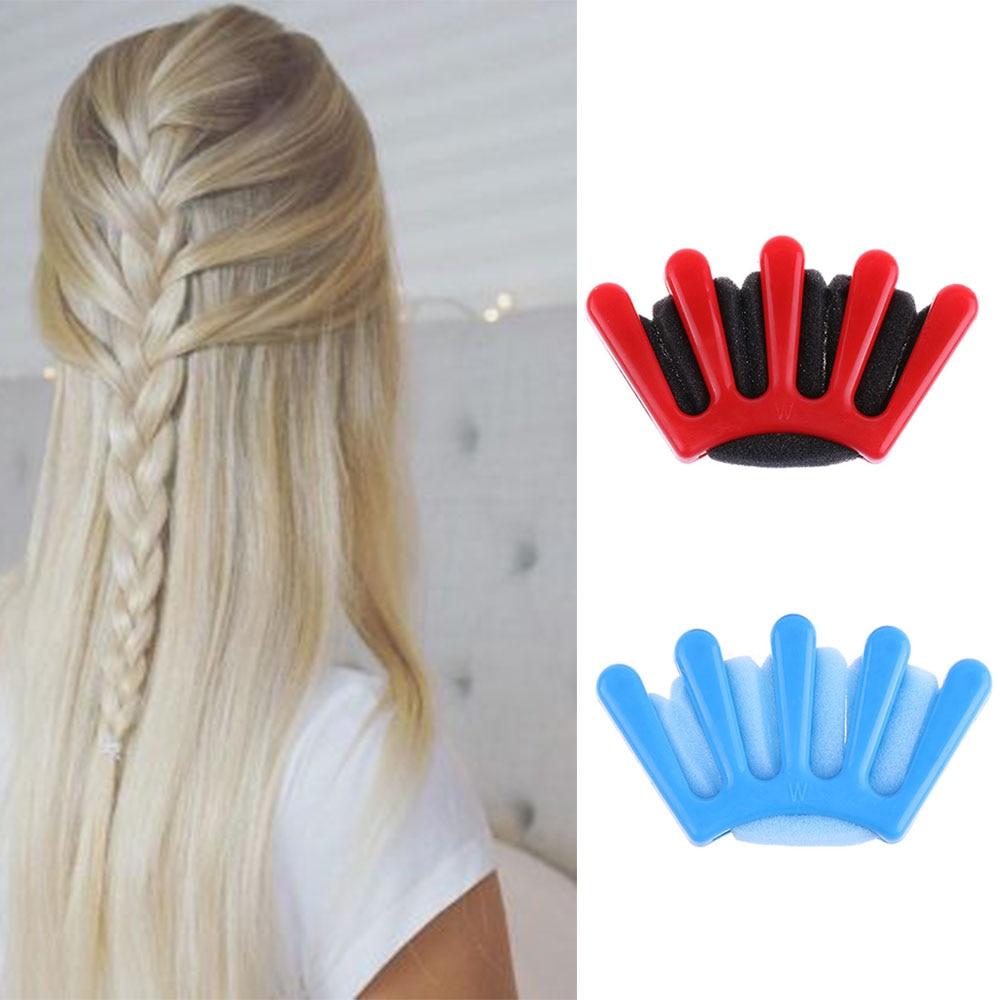 wonder sponge hair braider instructions