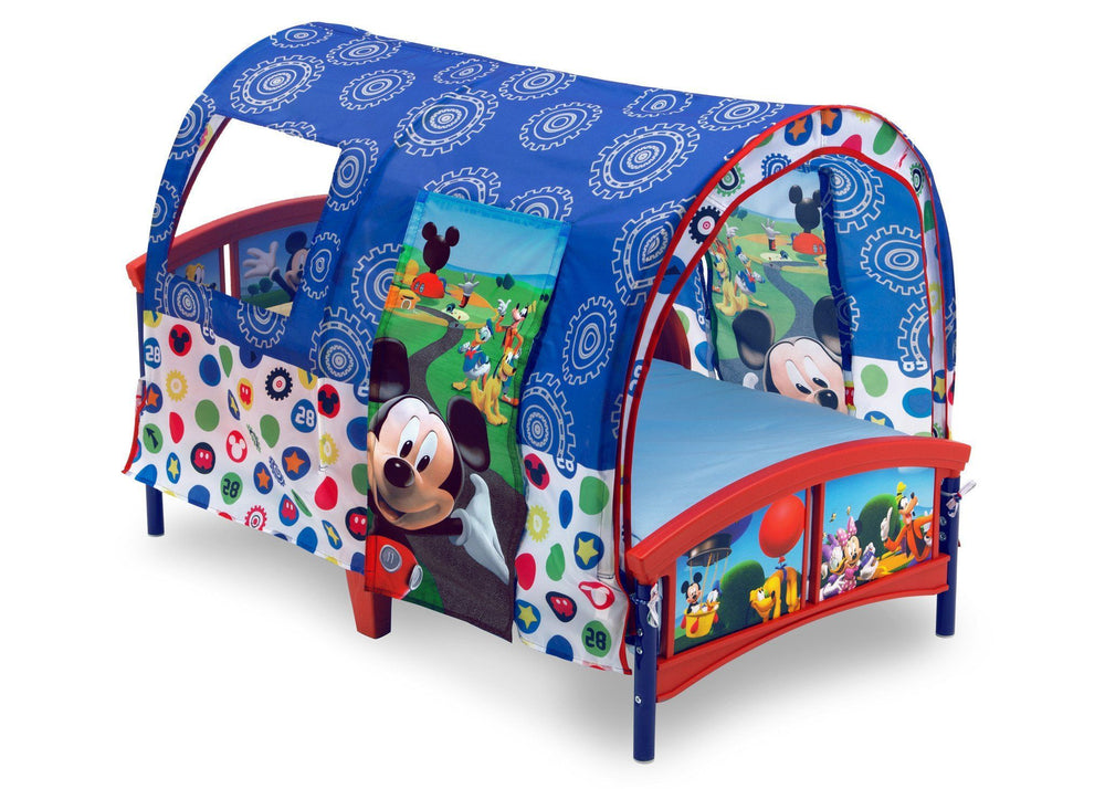 disney bed tent instructions